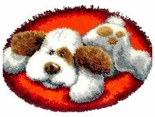 Vervaco Набор для вышивания Собака 70 x 50 см (0014353-PN)