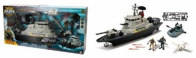 Игровой набор Chap Mei Soldier Force - Ураганный линкор 545065