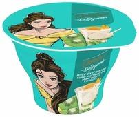 Мусс Даниссимо Воздушный с кусочками киви и вкусом мангового сорбета 5.6%