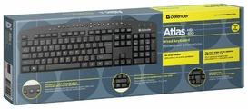 Клавиатура Defender Atlas HB-450 RU