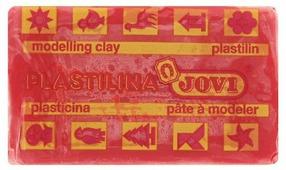 Пластилин JOVI Красный 50 г (7005U)