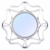 Зеркало Русские подарки настенное 237910 24х24 в раме