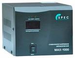 Стабилизатор напряжения однофазный Spec MAX-1000
