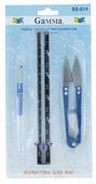 Gamma Набор инструментов для шитья SS-014, 3 шт.