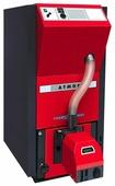 Твердотопливный котел Atmos D 25 PX 24 кВт одноконтурный