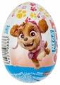 Шоколадное яйцо Сладкая Сказка Paw Patrol с игрушкой, молочный шоколад