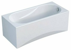 Ванна Cersanit MITO 150x70 акрил угловая