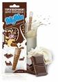 Соломинка для молока МуМи Шоколад со сливками (с 3-х лет),5 шт. по 30 г