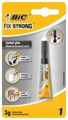Клей цианоакрилатный BIC Fix Strong 3 г