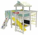 Домик Мир детских площадок Савушка Baby-8