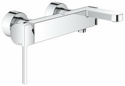 Смеситель для ванны с душем Grohe Plus 33553003 однорычажный хром