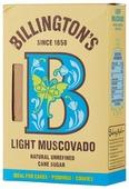 Сахар Billington's Light Muscovado, картонная коробка