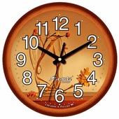 Часы настенные кварцевые Алмаз E34