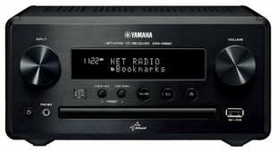 CD-ресивер YAMAHA CRX-N560