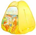 Палатка Играем вместе Чебурашка конус в сумке GFA-0115-R