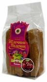 Пастила Вологодская мануфактура Яблочные палочки Фитнес с вишней без сахара 150 г