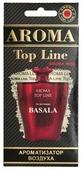 AROMA TOP LINE Ароматизатор для автомобиля Aroma №59 Basala