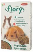 Корм для для карликовых кроликов и морских свинок Fiory Superpremium Pellettato