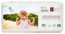 Naty трусики Eco 5 (12-18 кг) 34 шт.