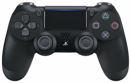 Геймпад Sony Dualshock 4 V2 Steel Black CUH-ZCT2E / PS719357179