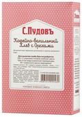 С.Пудовъ Смесь для выпечки хлеба Кофейно-ванильный хлеб с орехами, 0.5 кг