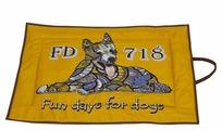 Подстилка-плед для собак Fun Days Стив 80х60 см