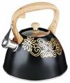 Vetta Чайник Золотой узор 847073 2.7 л