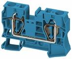 Зажим клеммный проходной Schneider Electric NSYTRR162BL