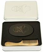 Набор аксессуаров для усов и бороды DEWAL CO-007/1 в алюминиевом кейсе