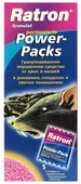 Средство Ratron Power-Packs гранулированное для борьбы с крысами и мышами 200 гр