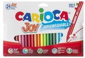 Carioca Набор фломастеров Joy (40532), 24 шт.