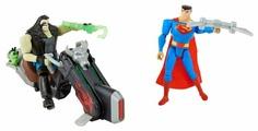 Игровой набор Mattel Justice League Action - Супермен против Лобо FPD44