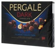 Набор конфет Pergale Dark Classic Collection из темного шоколада 187 г