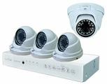 Комплект видеонаблюдения IVUE D5004-AHC-D4 4 камеры