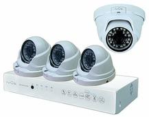 Комплект видеонаблюдения IVUE D5004 AHC-D4 4 камеры