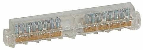 Шина заземления/нулевая для распределительного щита Legrand 601290