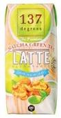 Ореховый напиток 137 Degrees Matcha green tea Latte with walnut milk 180 мл