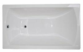 Ванна 1Marka MARKA ONE Modern 120x70 акрил угловая