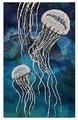 Созвездие Набор для вышивания бисером Медузы 23 х 38 см (С-03)