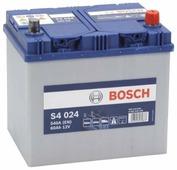 Автомобильный аккумулятор Bosch S4 024 (0 092 S40 240)