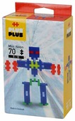 Конструктор Plus Plus Mini 3753 Неон Робот