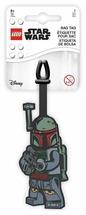 Бирка для багажа LEGO Star Wars Boba Fett