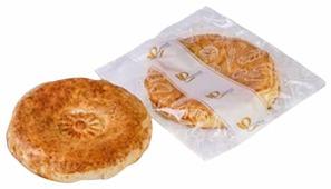 Ржевка Хлеб Лепешка узбекская, пшеничная мука 300 г