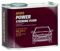 Жидкость ГУР Mannol 8980 PSF metal