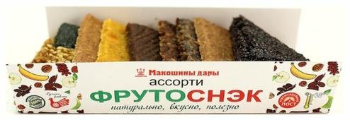Фрутоснэк Макошины Дары Ассорти 100 г