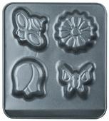Форма для выпечки стальная Peterhof PH-15477 (18.5х16.5 см)
