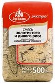Рисовая смесь Агро-Альянс Экстра дикий и золотистый 500 г