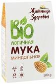 Мука Житница Здоровья Миндальная, 0.1 кг