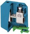Зажим клеммный проходной Schneider Electric NSYTRV502BL