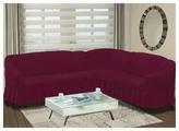 Чехол BULSAN на диван угловой 2+3 посадочных мест, правосторонний